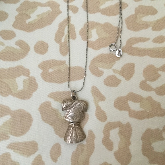 Jewelry - Vintage Silver necklace